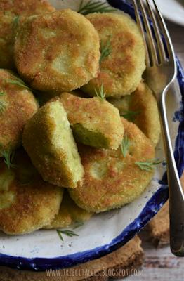 Kotlety z bobu i ziemniaków – kuchnia podkarpacka