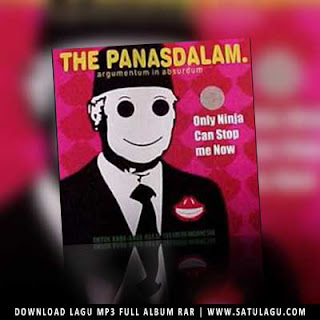 Download The PanasDalam Album Only Ninja Can Stop Me Now (2008)