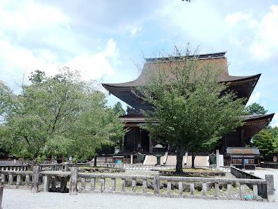 金峯山寺四本桜
