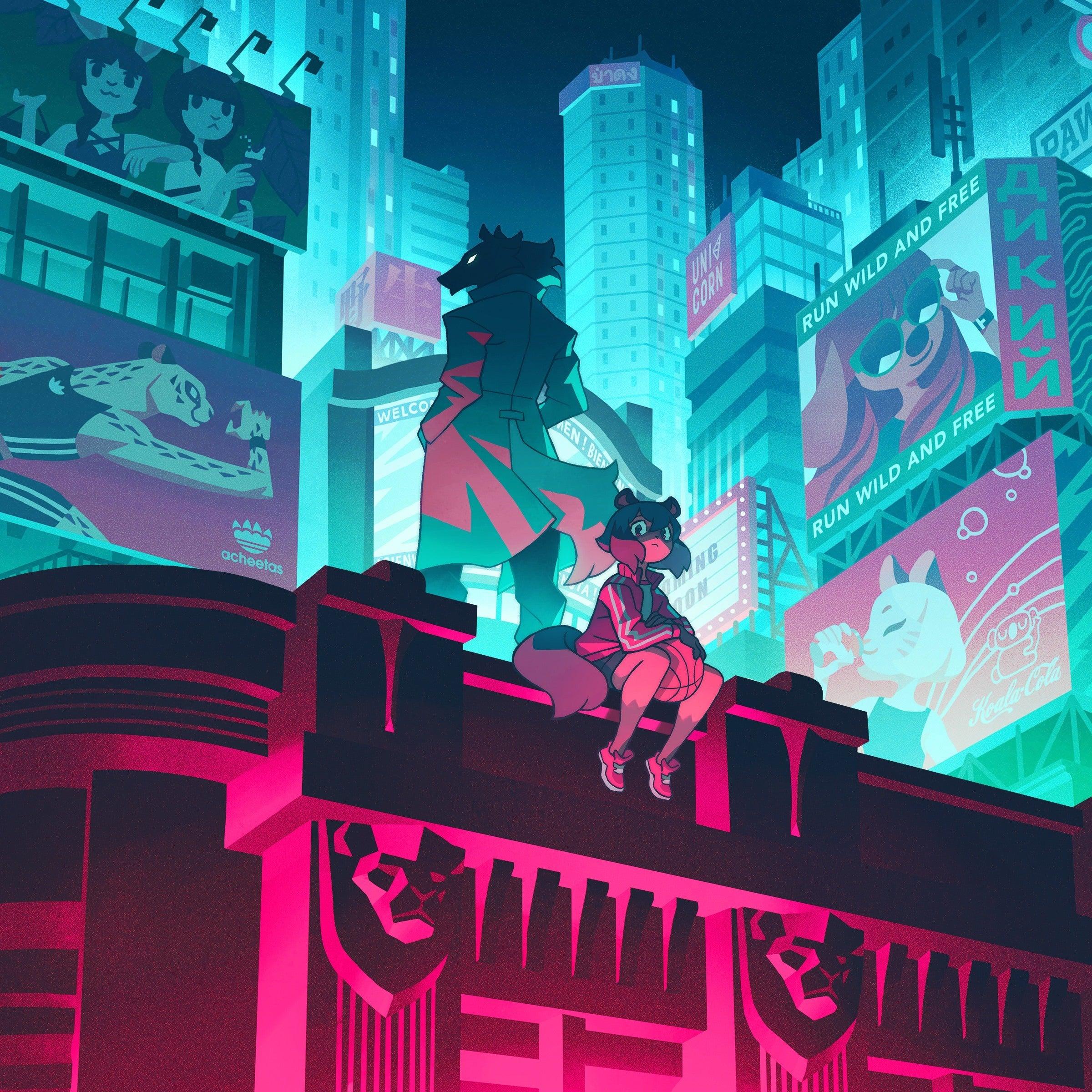 Shin Sakiura feat. AAAMYYY – NIGHT RUNNING