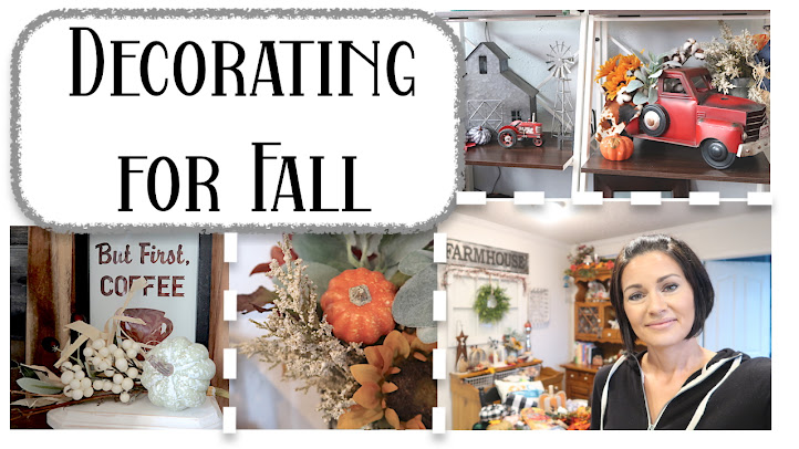Decorating for Fall 2020