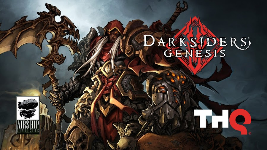 darksiders genesis war darksiders co op title pc ps4 switch stadia xb1 thq