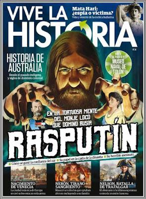 Descargar Revista Vive la Historia gratis