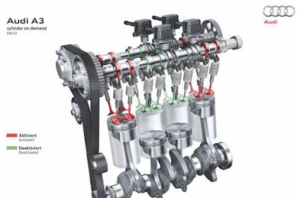 Teknologi Deactivation, Mematikan Sebagian Silinder Saat Mesin Bekerja