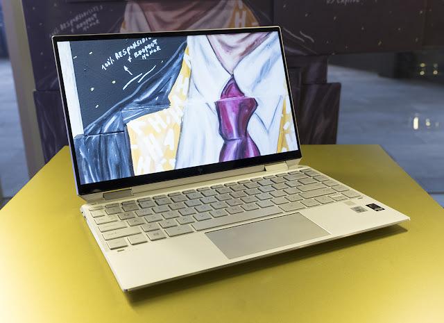 laptop mewah