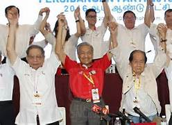 Berhati-hati apabila Mahathir mengucup anda kerana ia boleh menjadi kucupan maut