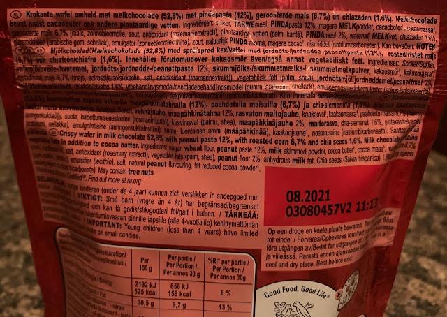 Kit Kat Pops - Peanut, Corn and Chia Seed