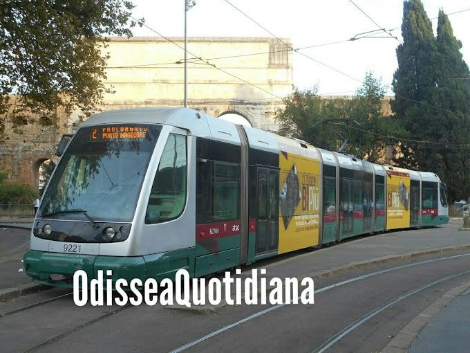 Linee tram 2-19 - interruzione tram 2 e parziale interruzione tram 19