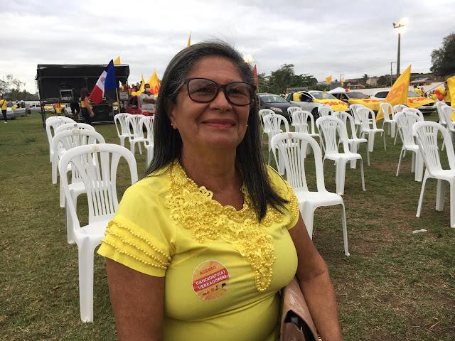 Marly Campelo é oficializada como candidata a vereadora de Escada pelo PSB