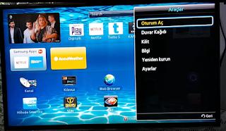 SAMSUNG SMART TV İLE YENİ FİLM KANALLARI İZLE / GARAVELİ ...