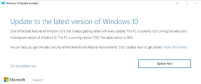 Windows 10 version 1803 official  iso