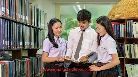 English Signal Group Link