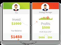 Sistem Kerja Investasi Copy Trader