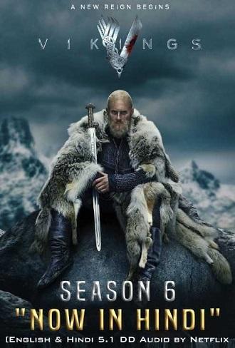 Vikings Season 6 Hindi Dual Audio Complete Download 480p & 720p All Episode