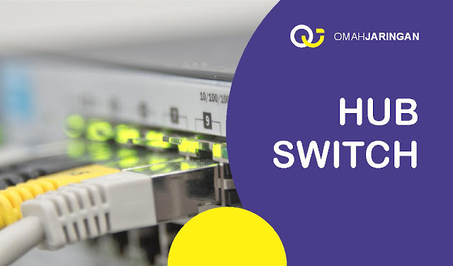 Fungsi Hub dan Switch dalam Jaringan Komputer