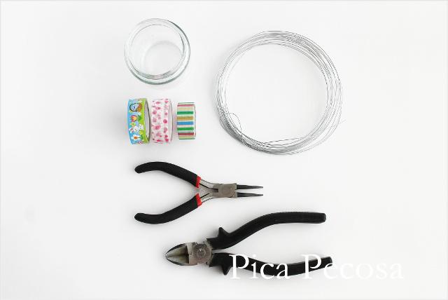 tutorial-hacer-regalo-companeros-colegio-cumpleanos-planta-en-bote-cristal-con-asa-alambre-diy-materiales