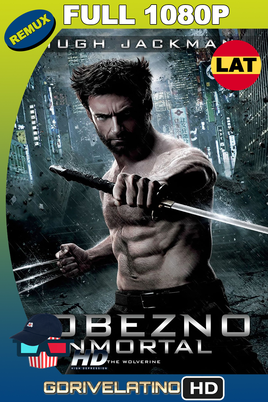 The Wolverine (2013) UNLEASHED EDITION BDRemux 1080p Latino-Ingles MKV