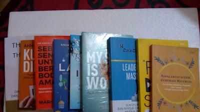 3 Manfaat Luar Biasa Membaca Buku Self-Improvement!
