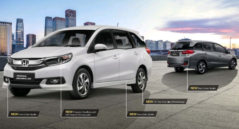 Kredit Honda Mobilio Medan 2021