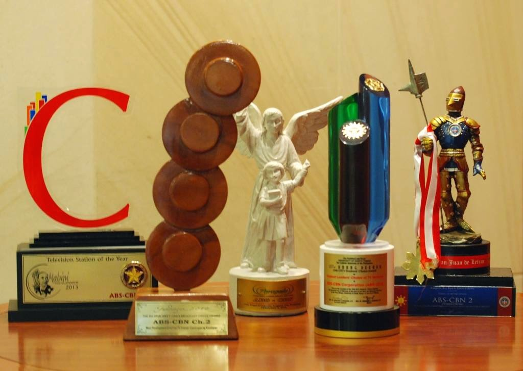 ABS-CBN is grand slam winner in various student awards