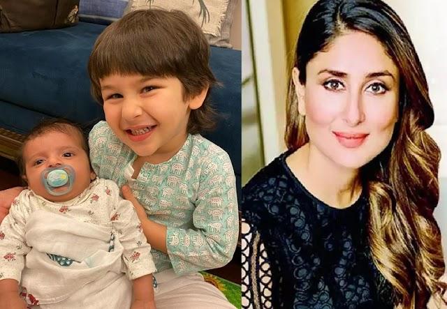 करीना एवं तैमूर की वायरल हुई नन्हीं परी के साथ तस्वीर, क्या एक्ट्रेस बन गई दूसरे बच्चे की मां!