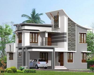 desain rumah minimalis modern dan megah - minimalis home 2020