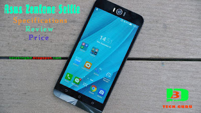 Asus Zenfone Selfie Android Phone Specifications & Price in Bangladesh