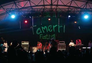 Event: Epic festival to hold in November (Tamerri Festival)