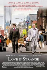 Love is Strange - Poster & Trailer
