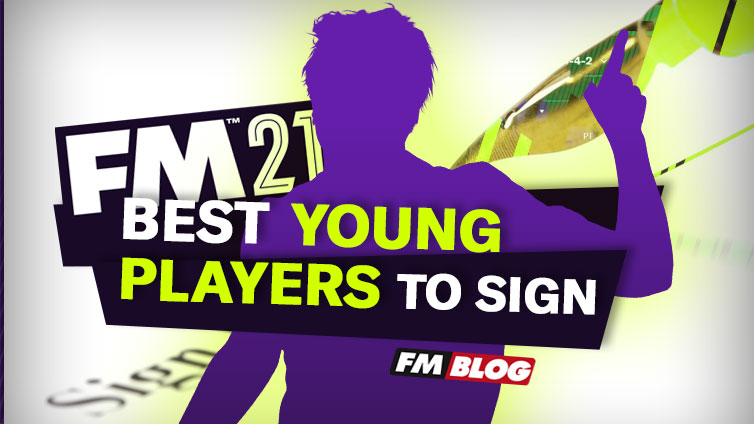 Best Young Players to Sign in Football Manager 2021