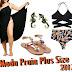 Moda Praia Plus Size - 11 biquínis plus size para o verão / Beach Plus Size Clothing - 11 plus size bikinis for summer