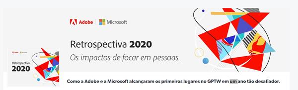 Adobe e Microsoft promovem live sobre liderança em tempos de crise