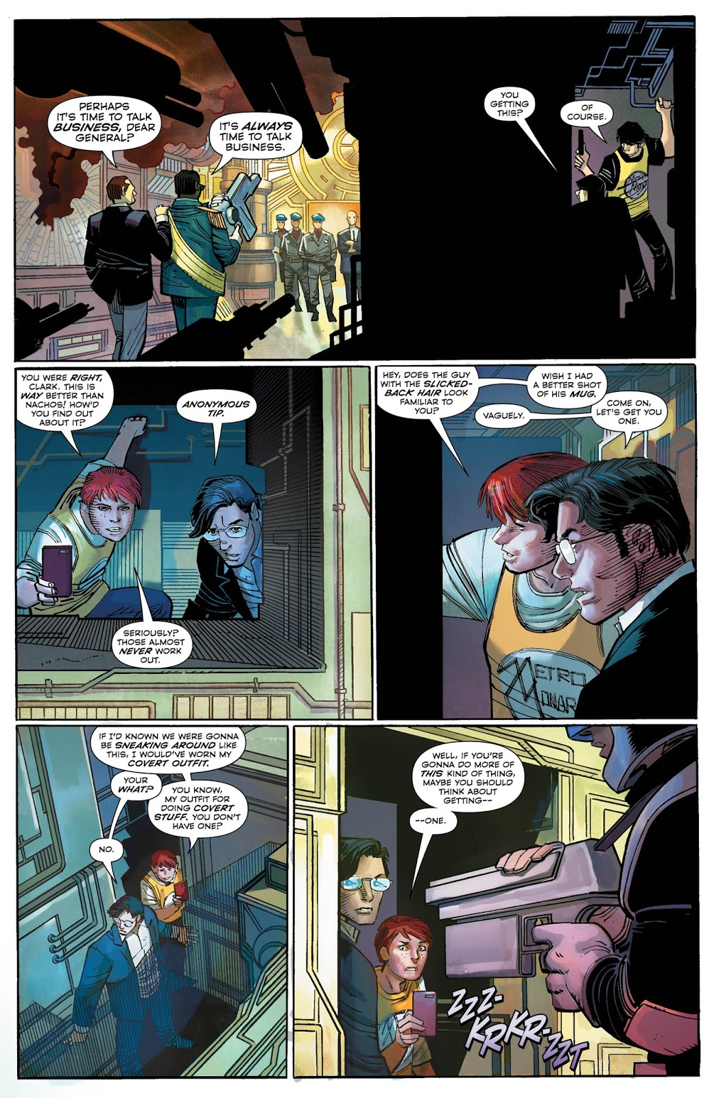 Volstagg wife sexual dysfunction