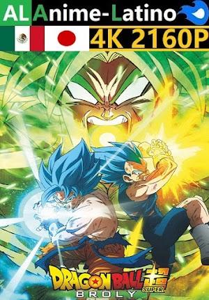 Dragon Ball Super - Broly [2018] [4K ULTRA HD] [2160P] [Latino] [Japonés] [Mediafire]