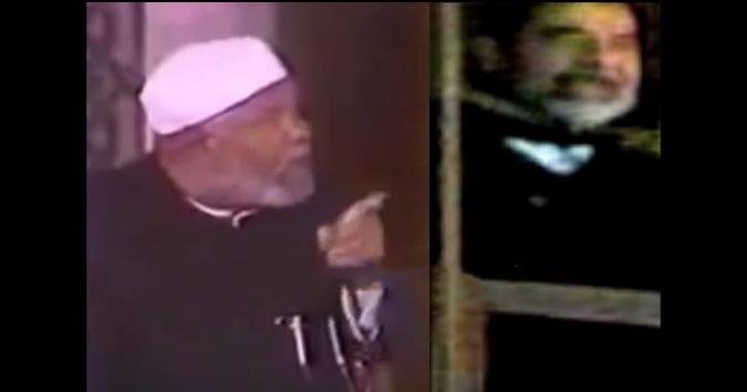 ما هو سبب ابتسامة صدام حسين لحظة اعدامه مفاجأة يفجرها الشيخ الشعراوى شاهد ماذا قال