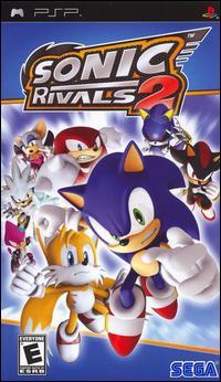 Sonic Rivals 2 para psp español 1 link mega