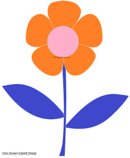 free flower clipart image