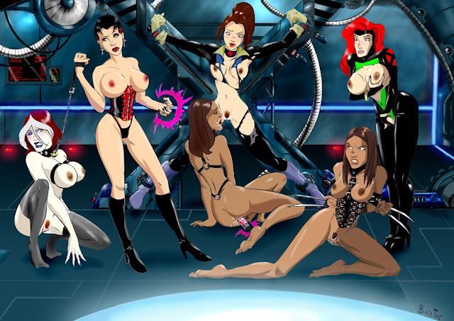 X Men Evolution Porno 51