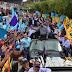 Posponen por vaguada Visita del Presidente Danilo Medina a Salcedo