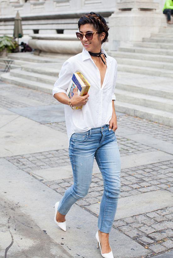 50 Moda E Beleza O Sapato Branco 233 O Novo Preto