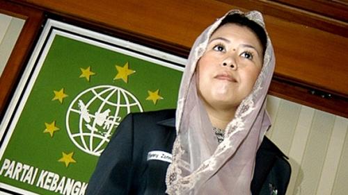 Menguat, Permintaan dari Akar Rumput Agar Yenny Wahid Jadi Ketum PKB Gantikan Cak Imin