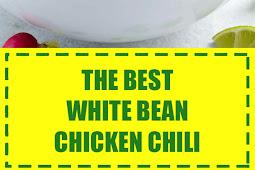 The Best White Bean Chicken Chili
