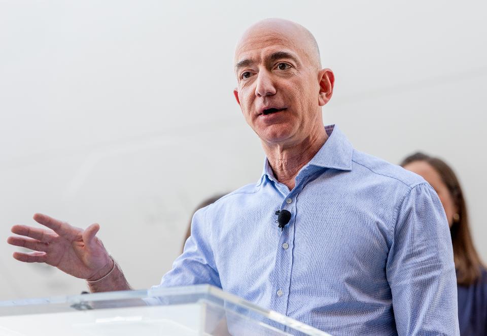 Jeff Bezos & family: $159.5B