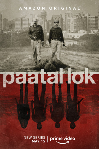 Paatal Lok 2020 S01 ORG Hindi Complete AMZN Web Series 1.2GB HDRip poster