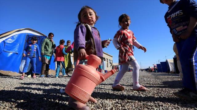ONU: Unos 650.000 iraquíes podrían morir de sed en Mosul