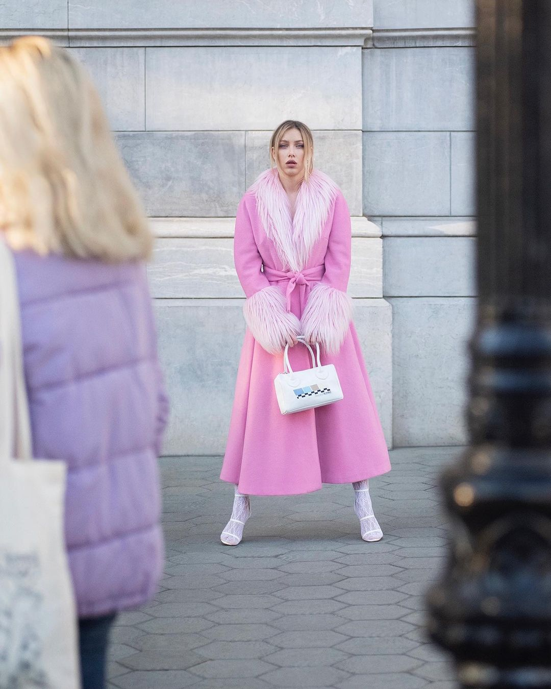 How to style winter coats
