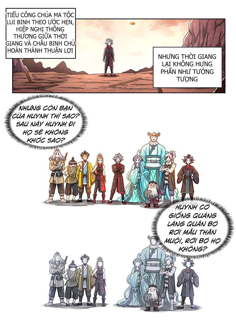 Ta Là Đại Thần Tiên chap 221 - Trang 11