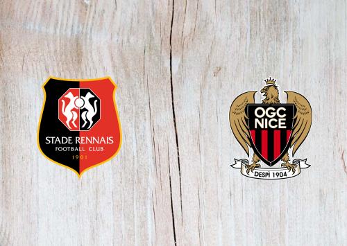 Rennes vs Nice -Highlights 26 February 2021