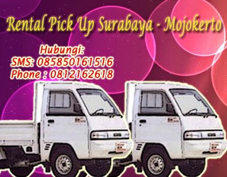 Penyewaan Pick Up Zebra Surabaya-Mojokerto