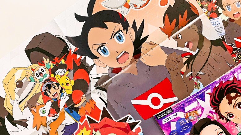 Ash Alola Jornadas Pokémon